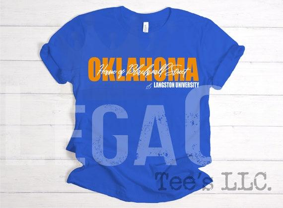 Oklahoma / Black Wallstreet / Langston University