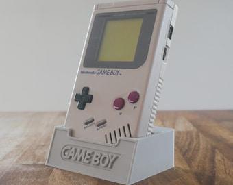 Gameboy DMG - 3D Printed Display Stand
