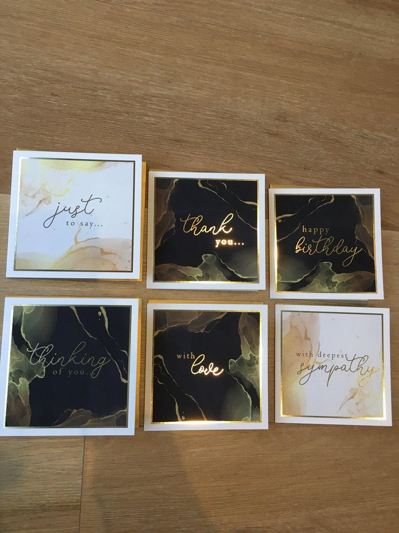 Luxury Greeting Card Bundle