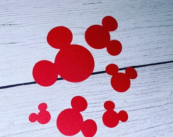 50 Count Pennywise IT Movie Inspired Confetti Red Balloon