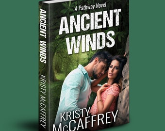 Signed Hardcover of Ancient Winds by Kristy McCaffrey