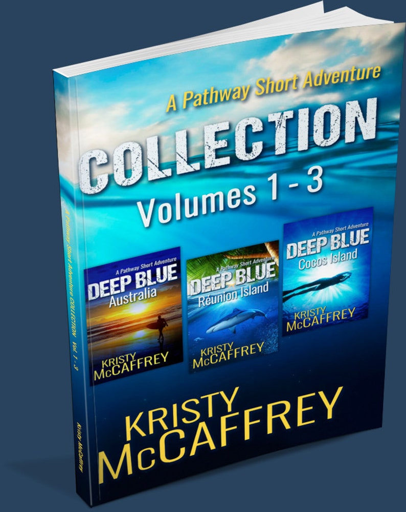 Signed Paperback of A Pathway Short Adventure Collection Vol. image 1