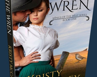 Signed Paperback of THE WREN by Kristy McCaffrey