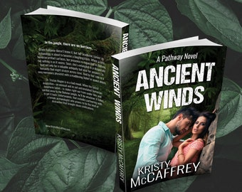Signed Paperback of ANCIENT WINDS by Kristy McCaffrey