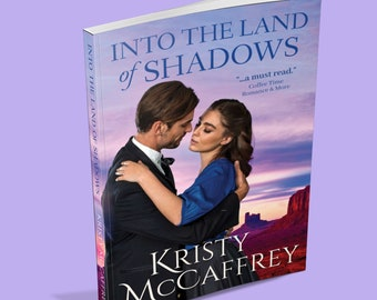 Signed Paperback of Into The Land Of Shadows by Kristy McCaffrey