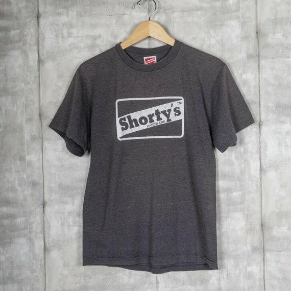 Shortys Skateboard Hardware Vintage T-shirt Size M