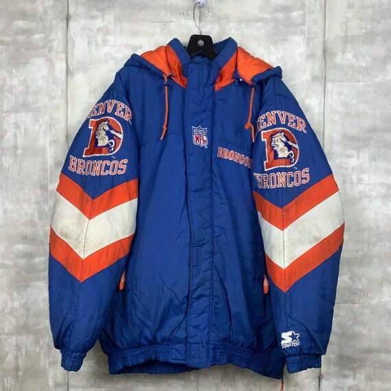 Denver Broncos Vintage ProLine Starter Insulated J