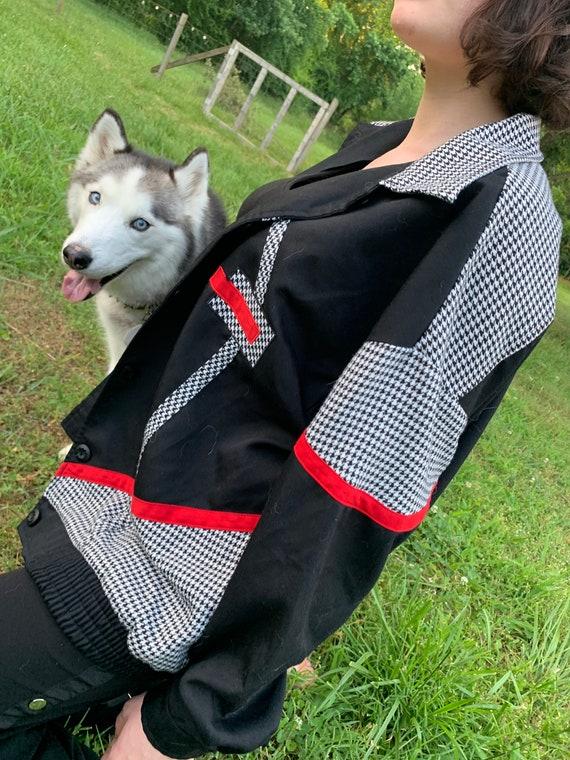 Checkered Unisex Jacket