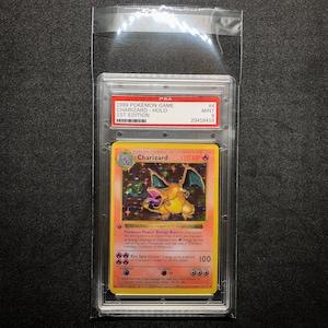 Charicard MISCUT 1st Edition Shadowless Charizard Base Set 1 Pokemon Card Proxy