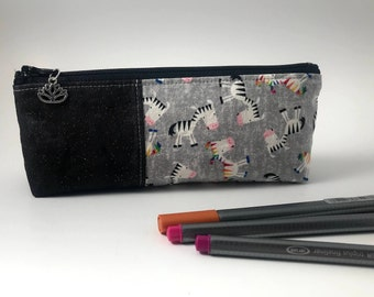 Zipper pouch, pencil pouch, small pouch