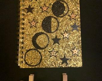 Lunar Moon Phase Journal