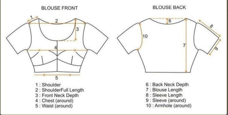Custom Blouse Stitching fall and Pico are available from Ds creations.