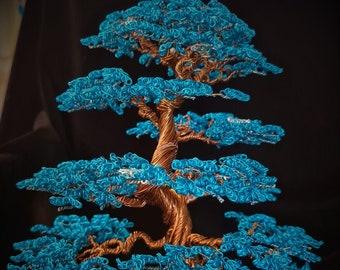 Bonsai wire/ wire tree Maple