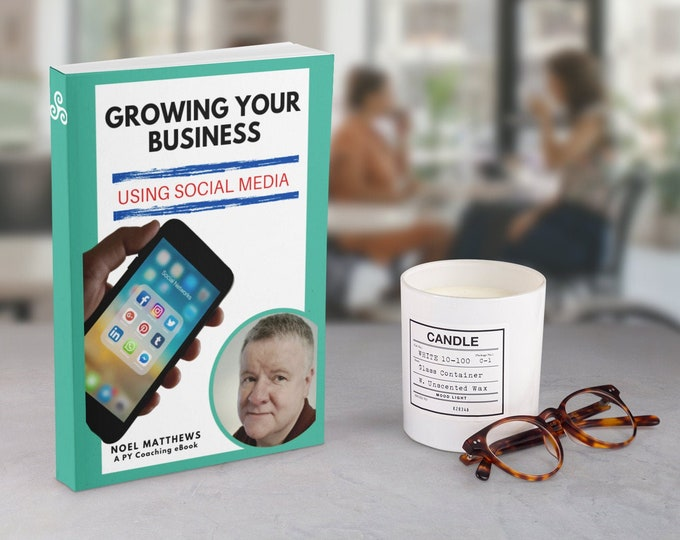 PYCOACHING EBOOK - Growing Your Business Using Social Media - Instant Download