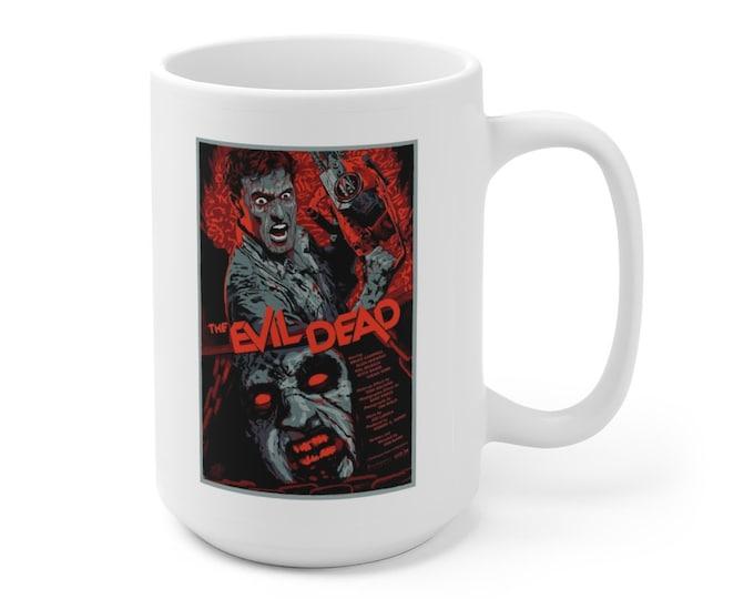 The EVIL DEAD - Movie Poster - Ceramic Mug 15oz
