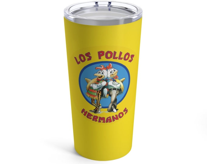 BREAKING BAD - Los Pollos Hermanos - Tumbler 20oz