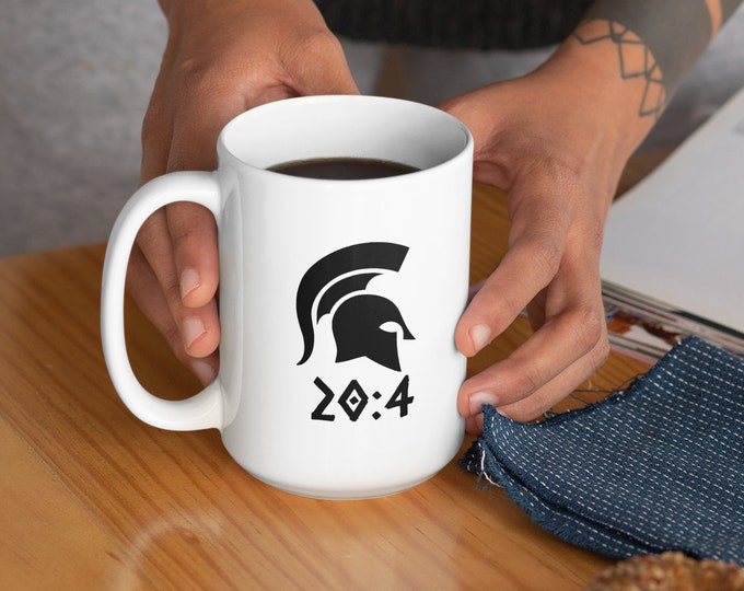 INTERMITTENT FASTING - 20:4 Warrior Diet Coffee Mug 15oz