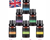 Essencial oils, 100 Pure And Natural 10ml
