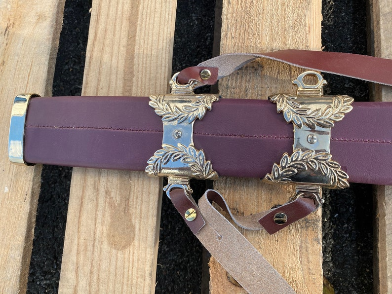 Gladiator Movie Replica Handmade Sword