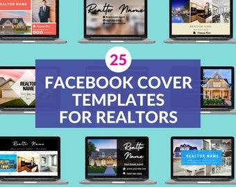 25 Facebook Cover Template Realtor   Facebook Cover Realtor   Facebook Real Estate Templates   Facebook Realtor Post   Facebook Realtor