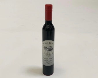 Wine umbrella. Chateau Brolly , a truly tasty and protective red Bordeaux that will make all your friends jealous!!!