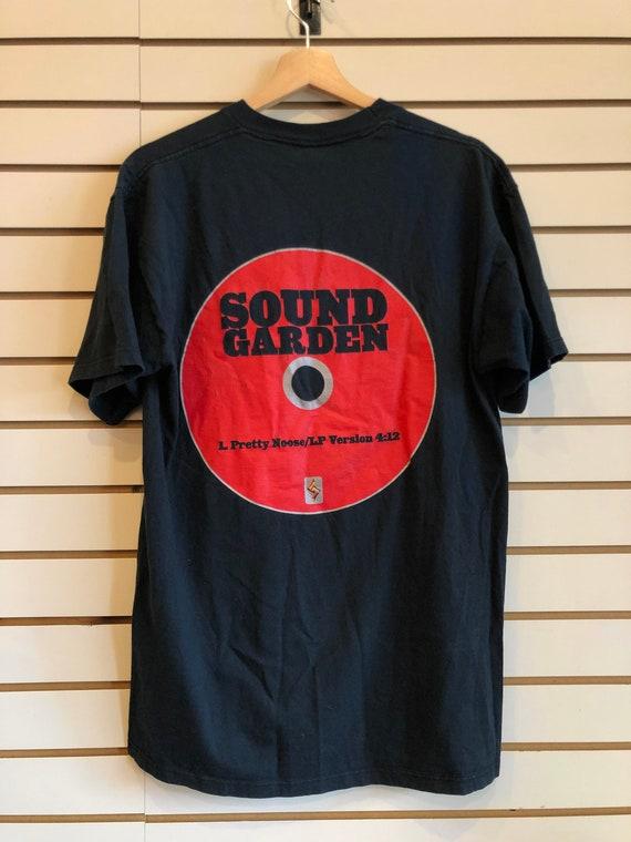 """Vintage """"Pretty Noose"""" Soundgarden 1996 T-Shirt"""