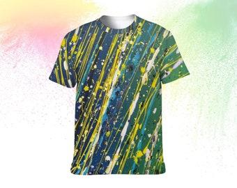 stylish t shirt, in vogue t shirt for men and women, modish t shirt, trend t shirt