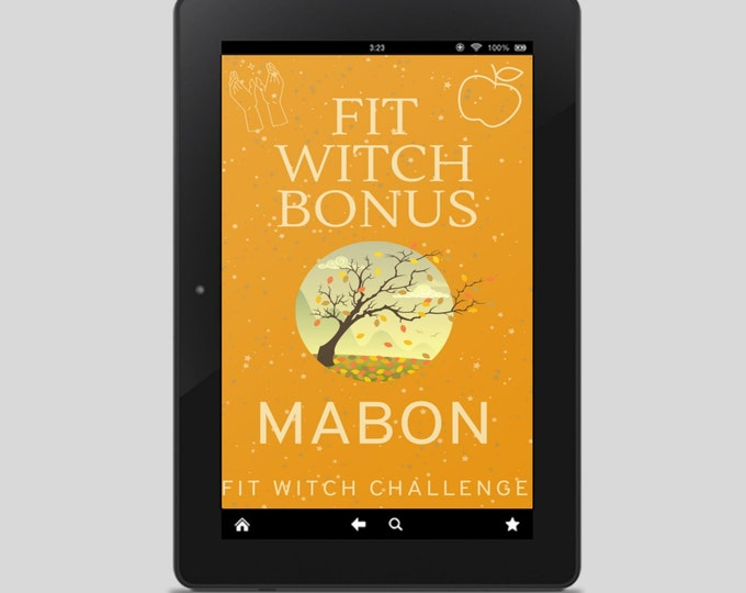 Fit Witch Guide: MABON, Ritual, Sabbats, Witchcraft, Witchy Books, Fall Equinox, Witch, Book of Shadows, Spells, Pagan, Grimoire, Printables
