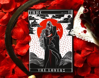 Zine issue II: THE LOVERS