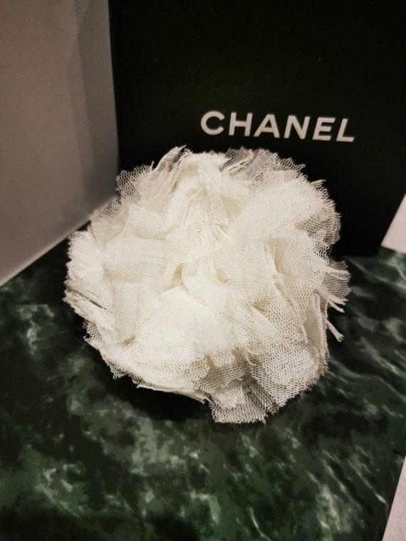 Vintage Chanel Camilla brooch
