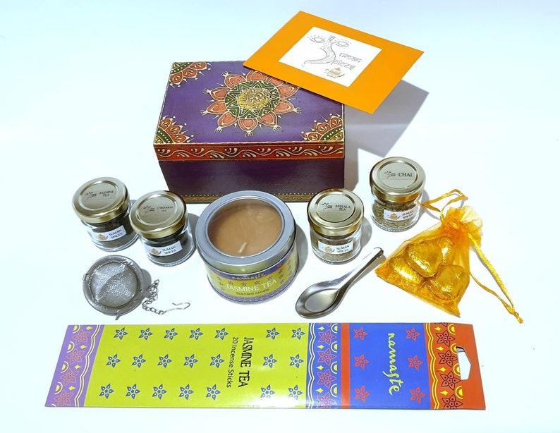 Birthday Tea Lovers Gift Box image 0