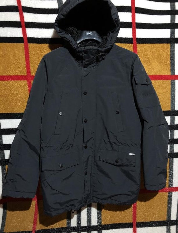 Carhartt WIP anchorage parka insulated warm parka