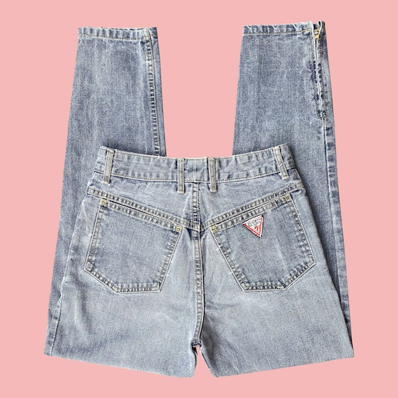 80s high waisted vintage GUESS jeans