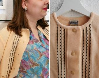 Vintage jacket, 1970's cardigan