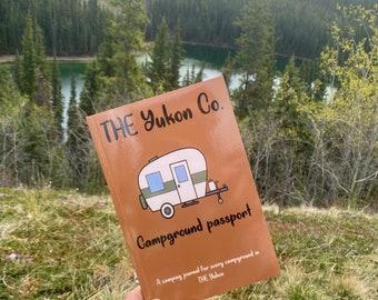 The Yukon Co. Camping passport !