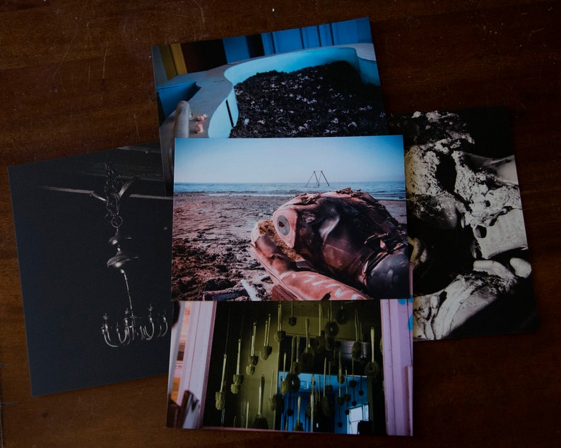 Thrice Cursed Postcard Set image 0