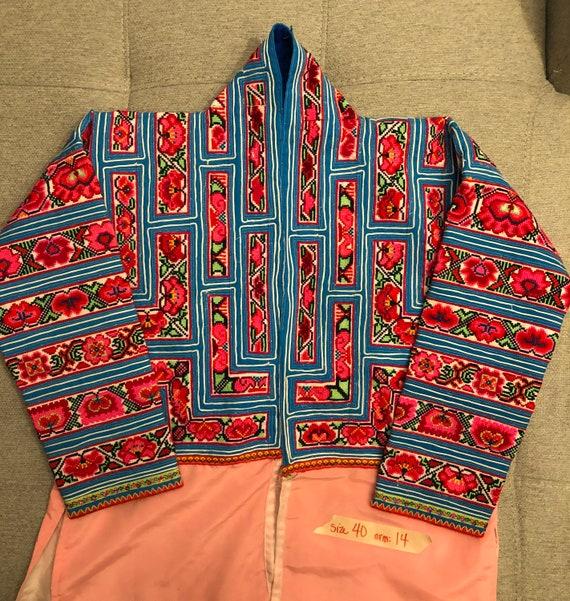 Hmong Chinese Shirt Jacket