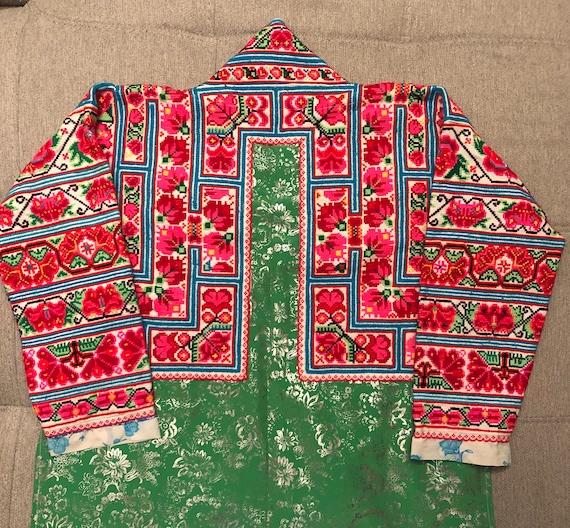 Hmong Chinese Shirt Jacket - image 2