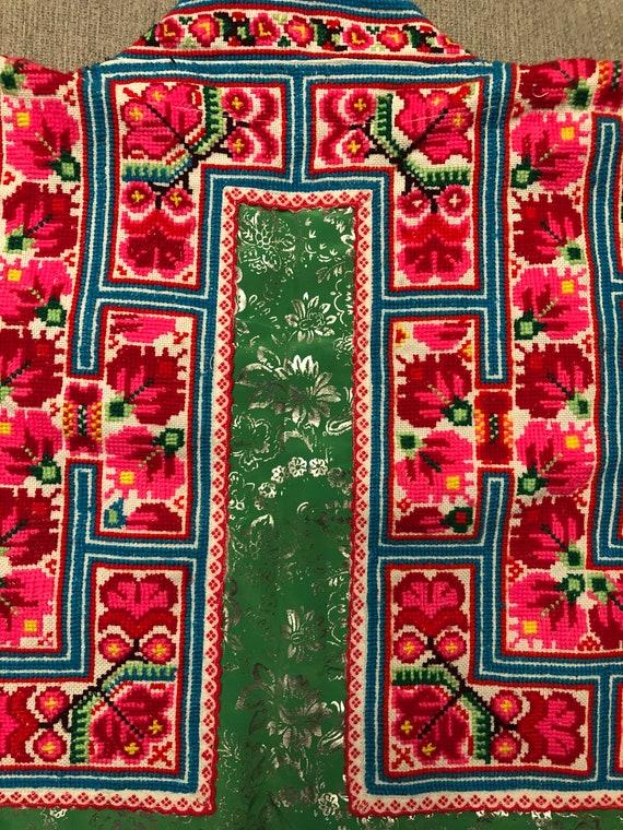 Hmong Chinese Shirt Jacket - image 3