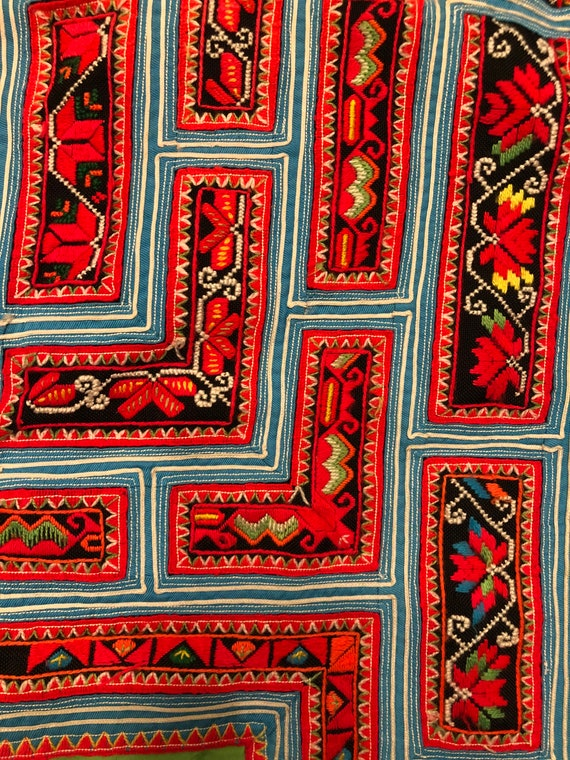 Hmong Chinese Shirt Jacket - image 5