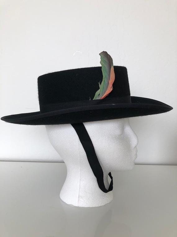Beautiful Bolero Hat