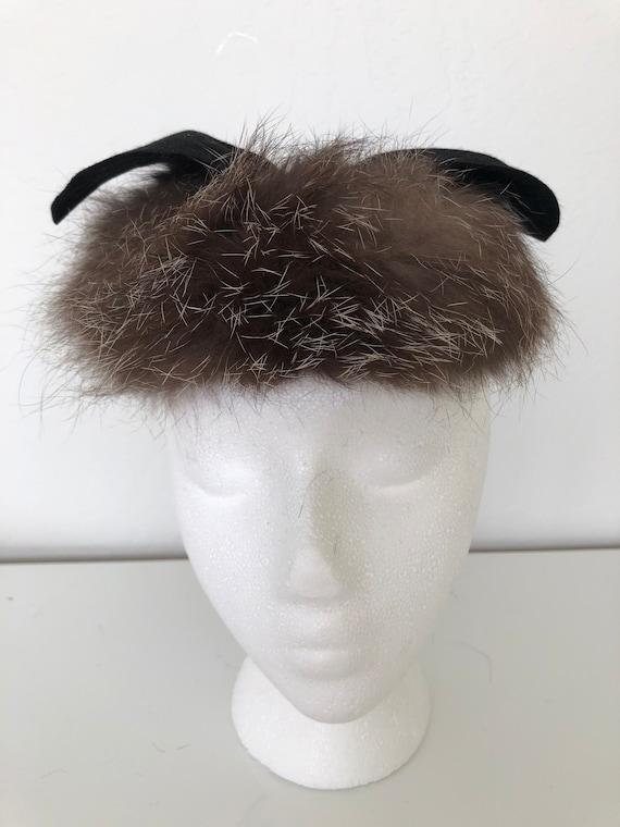 Winter Wonderland Fur Hat