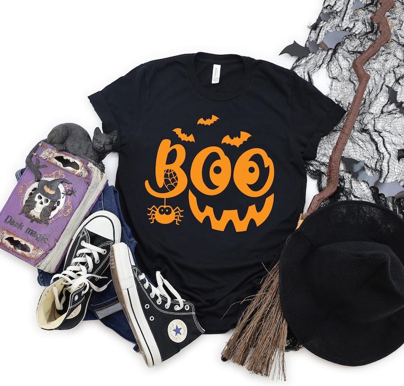 Halloween Boo Shirts Masswerks Store