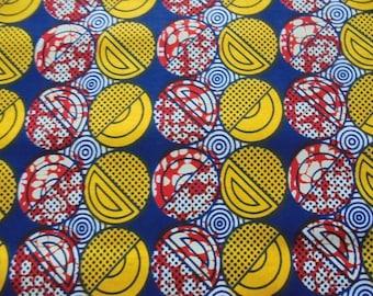 Wax Fabric