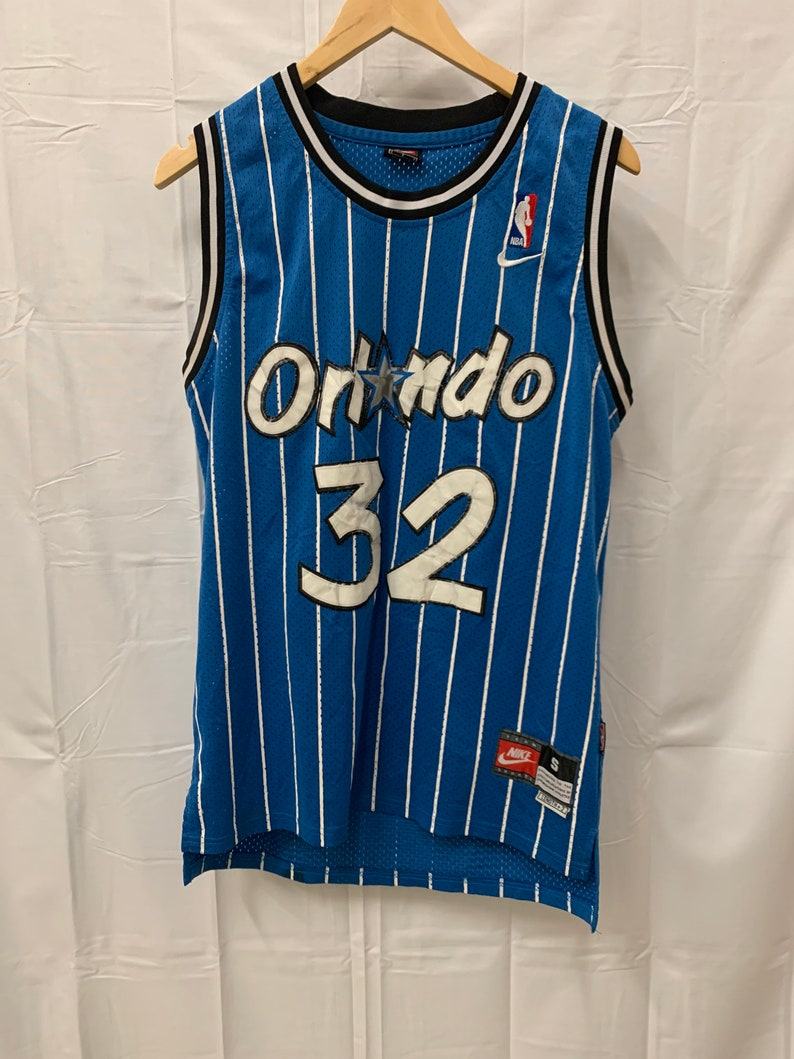 Orlando Magic O\u2019Neal Basketball Jersey