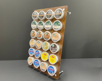 """K Cup Coffee Holder """"Pick-A-Cup"""" 24 cup pods"""