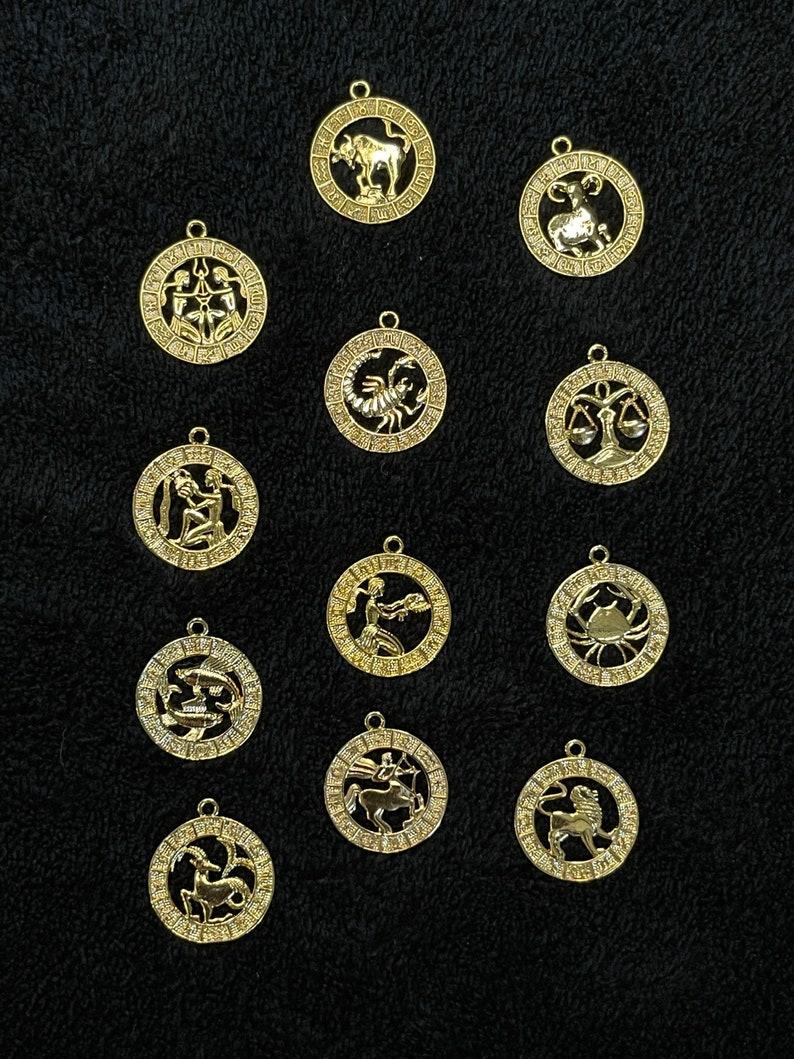 pure power clear quartz crystal neckless zodiac jewelry personalized gift