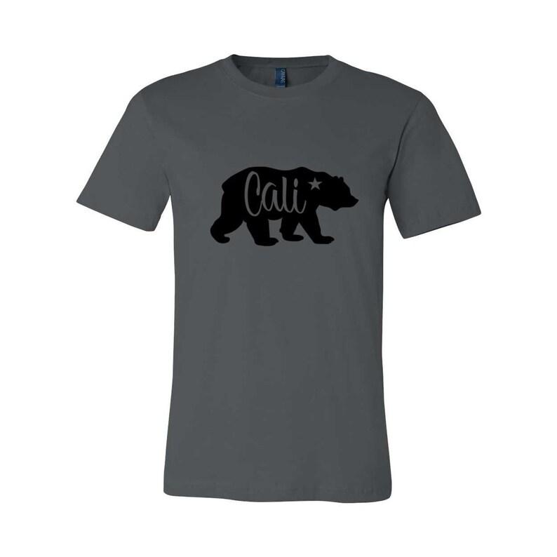 Cali Bear Unisex Jersey T