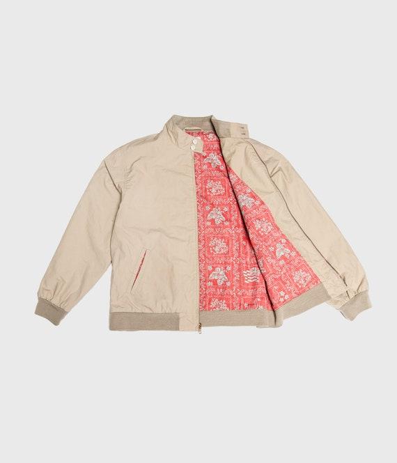 Vintage Hawaiian Jacket / Reyn Spooner Jacket / Si