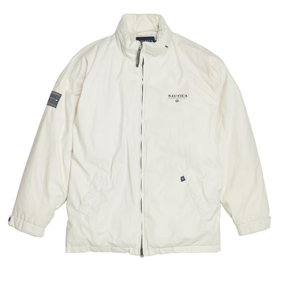 Nautica Puffer Jacket / Vintage Puff Jacket / Naut